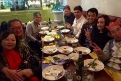 Xmas in July 2015 - Thai Palm Restaurant - 25th July 2015